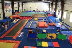 First State Gymnastics - toddler with parent classes and open gym times, Newark