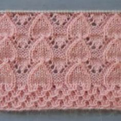 Bella Teppe pattern by Lene Holme Samsøe Baby Knitting Patterns, Baby Sweater Patterns, Knitting Stiches, Lace Knitting, Stitch Patterns, Hand Knit Scarf, Seed Stitch, Knitted Baby Blankets, Crochet Instructions