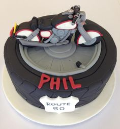 @HairyBikers Love your shows, heres a cake we made you might like! :O)