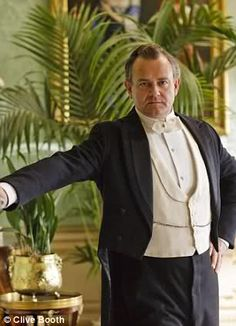 Lord Grantham of Downton Abbey.