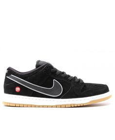 online store b5f4a 087a6 Dunk Low Premium Sb Quartersnacks Black, Black-Reflect Silver 313170-019