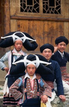 Miao people of China