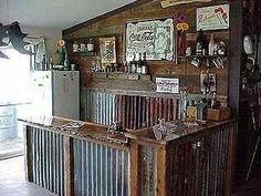 Out door bar