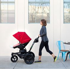 Guide to the best strollers: The Orbit Baby O2 Jogging Stroller is a phenomenal higher end jogger