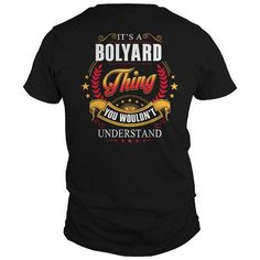 Cool  0608 BOLYARD 2017 AWESOME T shirts
