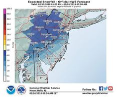 ICYMI: Winter storm watch set for Saturday night - lehighvalleylive.com