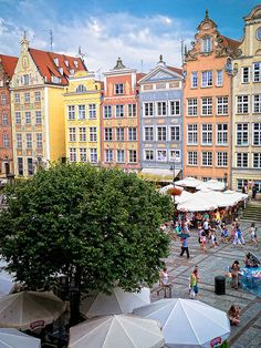 Gdańsk is a Polish city on the Baltic coast, the capital of the Pomeranian Voivodeship, Poland's principal seaport and the centre of the country's fourth-largest metropolitan area.The city lies on ...