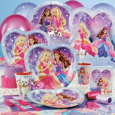 Barbie+and+the+Diamond+Castle+Party+Supplies