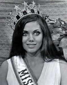 Deborah Shelton Miss USA 1970 from Virginia