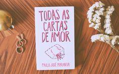 Não conhecia o Paulo José Miranda e muito menos a existência desse livro. Acabei comprando depois de encontrar ele na vitrine de praticamente todas as livrarias que entrei durante a viagem - obviam...