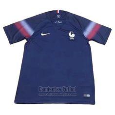 Tailandia Camiseta Francia Primera 2019-2020  4f3b1b3420438