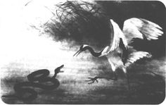 The Legend of Wing Chun has it that a  Shaolin Nun named Ng Mui witnessed a fight between a crane and a snake... #kungfu