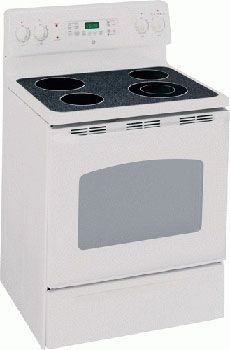 """#GE 220-240 Volt 50 Hertz 30"""" Ceramic Top White Color Electric #Ovens (Our Price: $899.00). Electronic Shop, Electric Oven, Microwave Oven, Image House, Metallic Leather, Kitchen Appliances, Ceramics, Ovens, Range"""