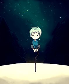 RotG - Jack Frost