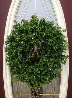 Spring Wreath Summer so simple