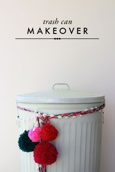The House That Lars Built.: Furniture makeover: trash can