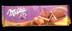 Milka CHOCO-SWING by Kraft. These chocolate cookie are delicious.
