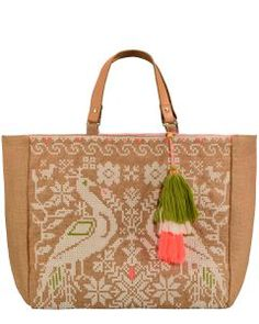 Star Mela Estee Tote Bag