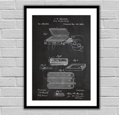 Coin Pocket Book Patent, Coin Pocket Book Poster, Coin Pocket Book Blueprint,  Coin Pocket Book Print, Coin Pocket Book Art Decor by STANLEYprintHOUSE  3.00 USD  We use only top quality archival inks and heavyweight matte fine art papers and high end printers to produce a stunning quality print that's made to last.  Any of these posters will make a great affordable gift, or tie any room together.  Please choose between different sizes and col ..  https://www.etsy.com/ca/listing/456..