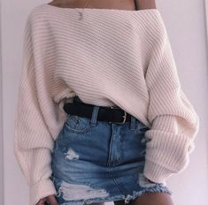 45 Best Fashion Outfit Ideas For Women Summer Outfits Winter Outfits Autumn O. Teenage Outfits, Teen Fashion Outfits, Mode Outfits, Look Fashion, Outfits For Teens, 90s Fashion, Street Fashion, Fashion Poses, Tokyo Fashion