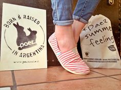 Paez shoes in Turin