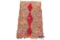 Boucherouite Rug | Vinterior London  #rug #vintage #home #decoration #living #design #1970s