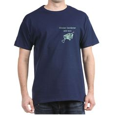 Buy this Cool Mint Master Gardener Add Text Tools T-Shirt