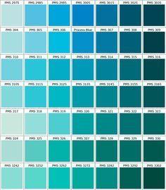 Image Result For Blue Green Color Palette