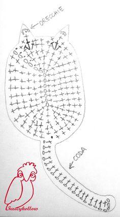 """Libri e, di conseguenza, segnalibri, è noto, sono un evergreen di Natale; visto che i primi sono un po' complicati da """"fare a mano"""", mi sono buttata sui secondi, realizzandone div… Chat Crochet, Form Crochet, Crochet Bunny, Crochet Home, Crochet Gifts, Crochet Flowers, Crochet Bookmark Pattern, Crochet Mandala Pattern, Crochet Bookmarks"""