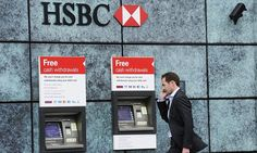 What is the maximum amount of money I can withdraw from HSBC?
