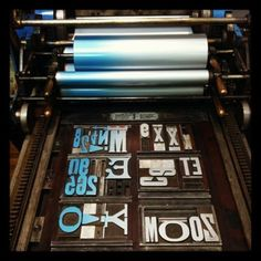 I'll always have a soft spot for letterpress.