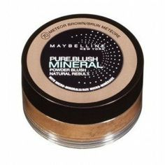 Maybelline Pure Blush Mineral – 70 Meteor Brown   Your #1 Source for Beauty Products
