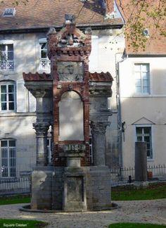 SQUARE ARCHÉOLOGIQUE CASTAN - BESANCON