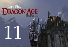 Let's Play DRAGON AGE: Origins Ultimate Edition -Modded- Part 11 - Mages Tower http://youtu.be/m6zwCBFl334
