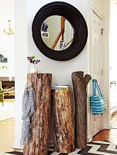 some unusual tree furniture that will show you the beauty of this precious…