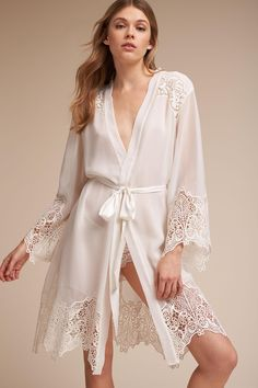 Shop our vintage-inspired bridal lingerie collection. BHLDN offers a variety of wedding lingerie perfect for your wedding night and beyond! Sexy Lingerie, Lingerie Bonita, Honeymoon Lingerie, Pretty Lingerie, Wedding Lingerie, Luxury Lingerie, Beautiful Lingerie, Lingerie Sleepwear, Nightwear