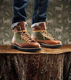 Vintage Danner Light 30420 Men's Size 6 Hiking Boots. #danner ...