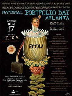National Portfolio Day Atlanta 2012