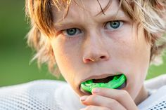 Custom Mouth Guards Cut Down on Tooth Problems and Dental Emergencies Did you know:  When not wearing a protective mouthguard 60% of athletes are more likely to experience major damage to the mouth and teeth? It is estimated that faceguards and mouthguards prevent approximately 200000 injuries each year in high school and college football. Mouthguards which are bought at sports stores without any individual fitting provide only a low level of protection if any. If the wearer is rendered…