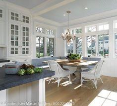 beach house kitchen ideas | Found on woodmeister.com