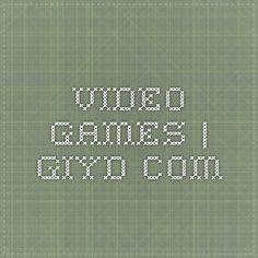 Video Games | Giyd.com