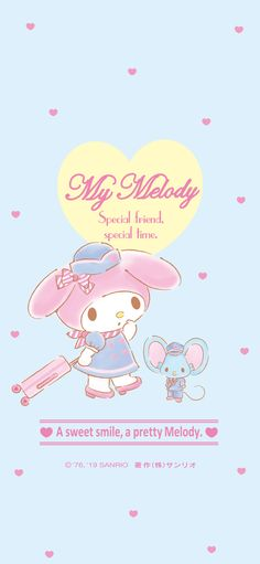 My Melody Wallpaper My Melody Wallpaper, Sanrio Wallpaper, Kawaii Wallpaper, Kitty Wallpaper, Little Twin Stars, Little Star, Cute Wallpapers, Wallpaper Backgrounds, Phone Wallpapers
