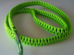 Paracord Dog Leash Lead 550 Pararcord Sale 6 foot (170ft of paracord for a 6ft leash)