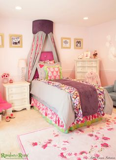 The completed room by @LittleCrown!
