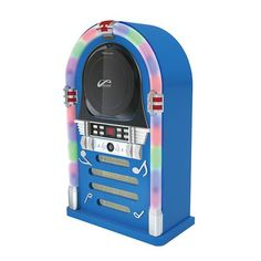 WYZworks Retro FM Radio Jukebox Bluetooth Speaker System