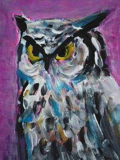 Owl 5 by Alex Arnell