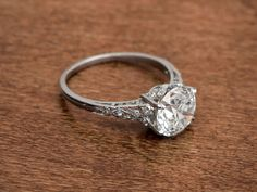 Are you a modern ring or a vintage ring? Take this awesome test and find out!  I got vintage :)