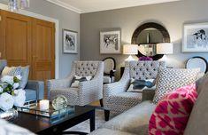 Interior Design Portfolio - April Hamilton Interior Designers London Surrey & UK