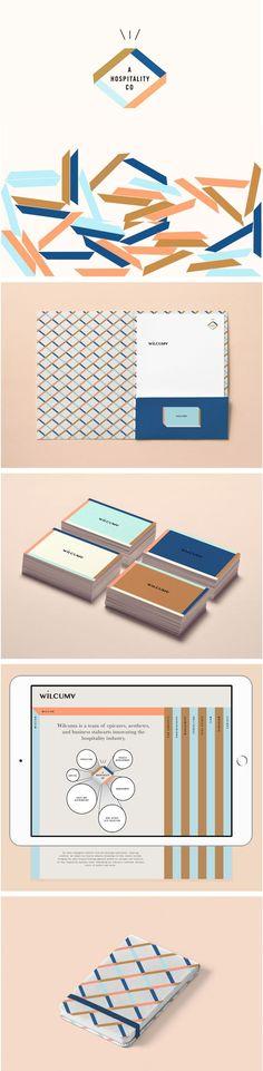 Wilcuma Hospitality Group Branding by LMNOP Web Design, Best Logo Design, Brand Identity Design, Graphic Design Branding, Book Design, Cover Design, Layout Design, Corporate Branding, Corporate Design