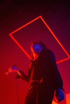 // the 1975 // Matthew Healy, George Daniel, The 1975 Live, Matty 1975, Indie, Pop Rock, Concert Photography, Photo Wall Collage, Red Aesthetic